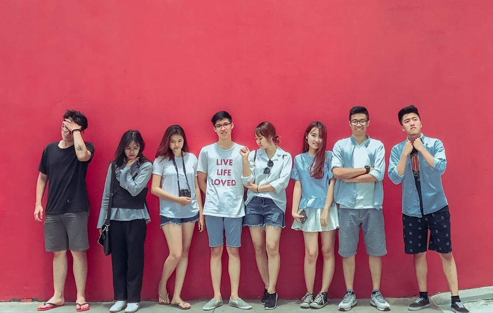 CLB toan 'trai xinh gai dep' tham gia APEC cua Hoc vien Ngoai giao hinh anh 1