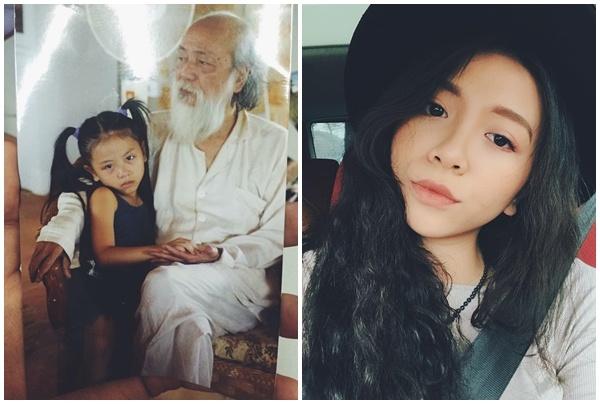Chau PGS Van Nhu Cuong: Thich xam hinh, ap luc khi gia dinh noi tieng hinh anh 1