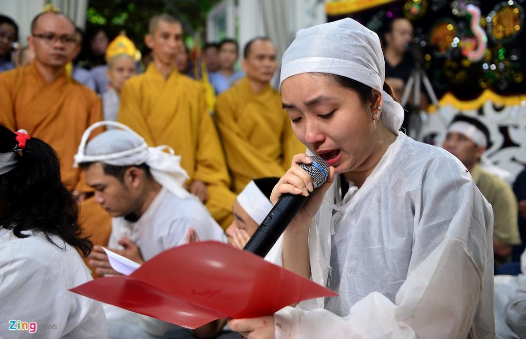 Dam tang nghe si Thanh Sang o Sai Gon anh 3