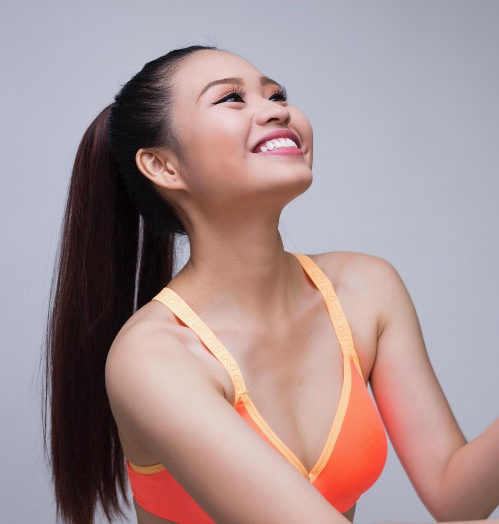 Con gai Duy Phuong, Le Giang: 'Se mua biet thu de ba me song chung' hinh anh 2