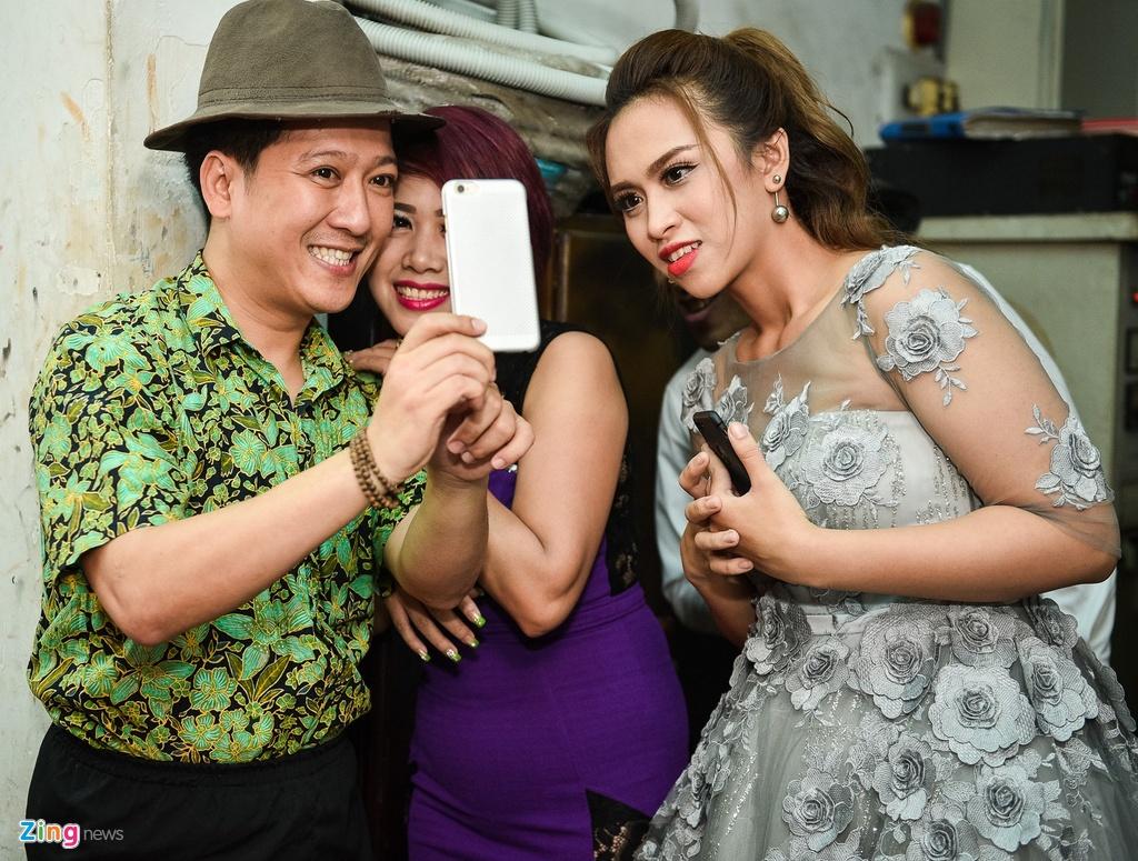 Truong Giang vui ve di dien sau ve mat 'dua dam' o game show hinh anh 5