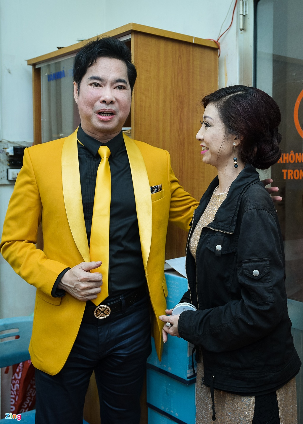 Truong Giang vui ve di dien sau ve mat 'dua dam' o game show hinh anh 6
