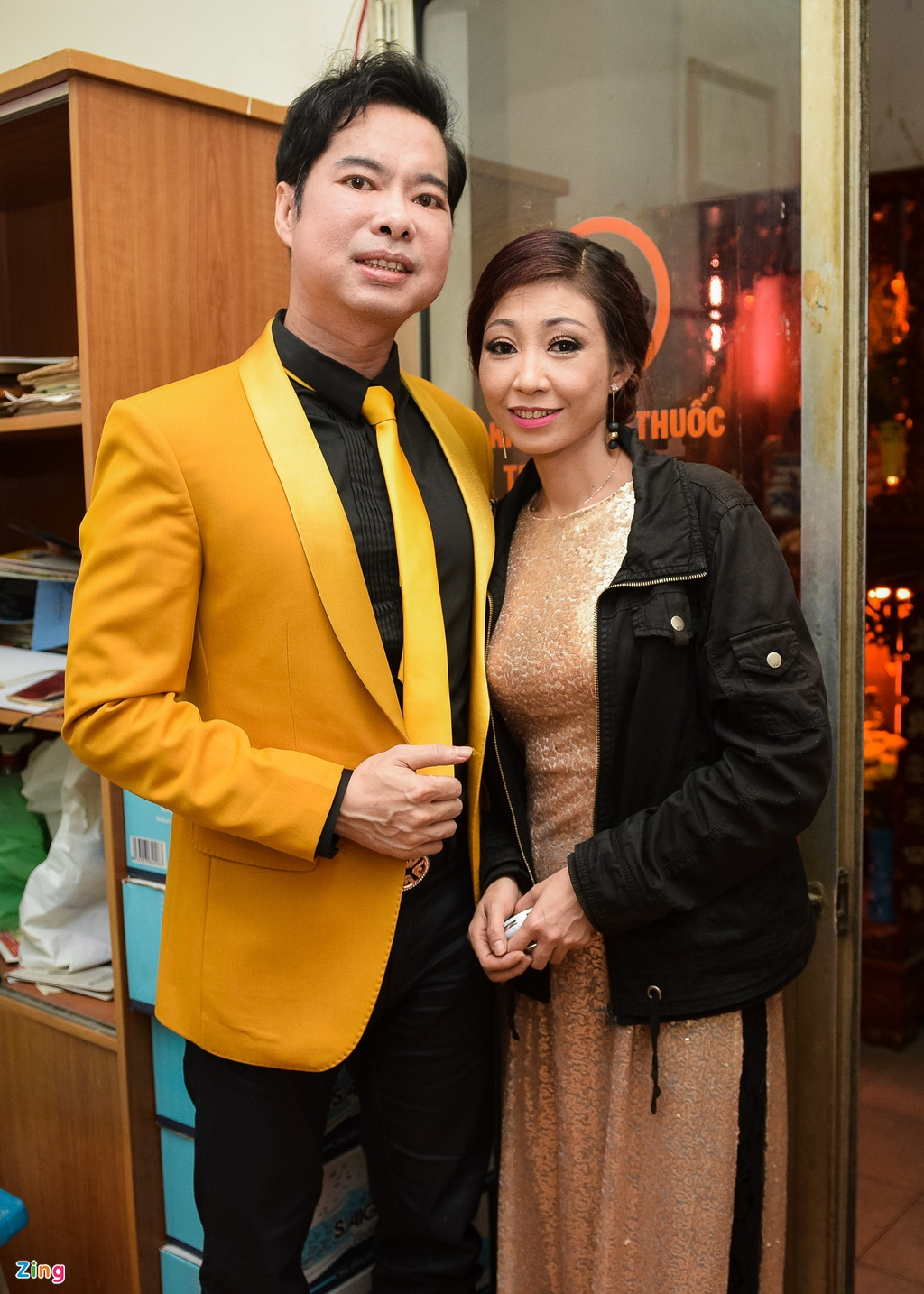 Truong Giang vui ve di dien sau ve mat 'dua dam' o game show hinh anh 7