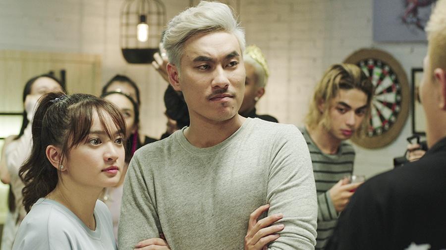 Kieu Minh Tuan trong Em chua 18 anh 1
