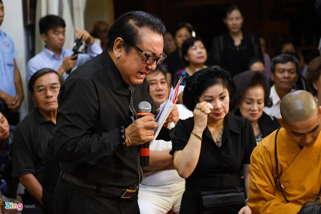 Nghe si Viet khoc nghen trong dem hoa dang tien biet NSUT Thanh Sang hinh anh 5