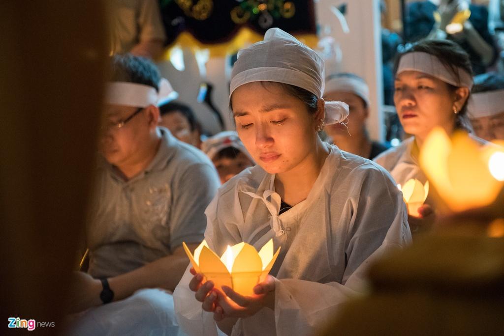 Nghe si Viet khoc nghen trong dem hoa dang tien biet NSUT Thanh Sang hinh anh 4