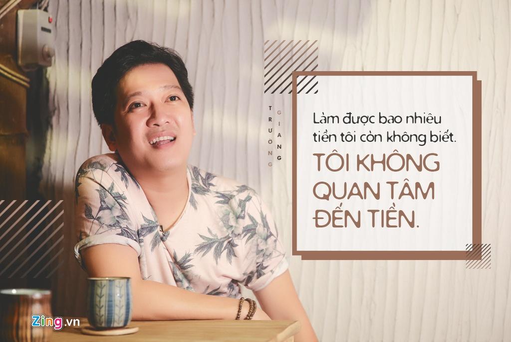 Truong Giang: 'Cuoc doi toi sinh ra da sai' hinh anh 2