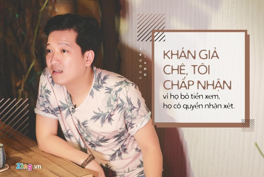 Truong Giang: 'Cuoc doi toi sinh ra da sai' hinh anh 4