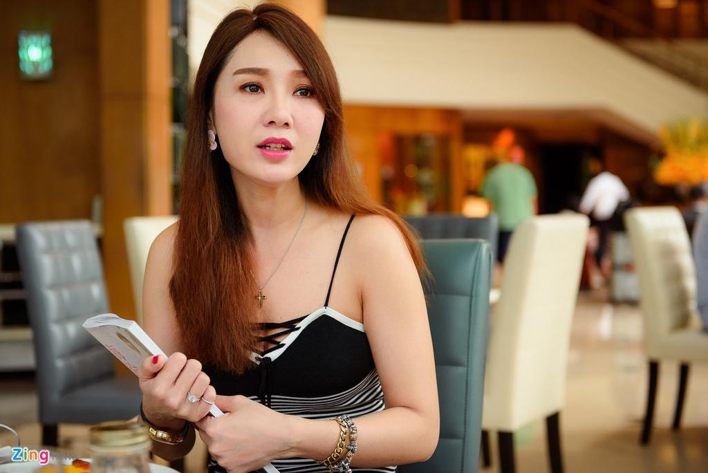 Helen Thanh Dao noi doi vi so chong anh 1