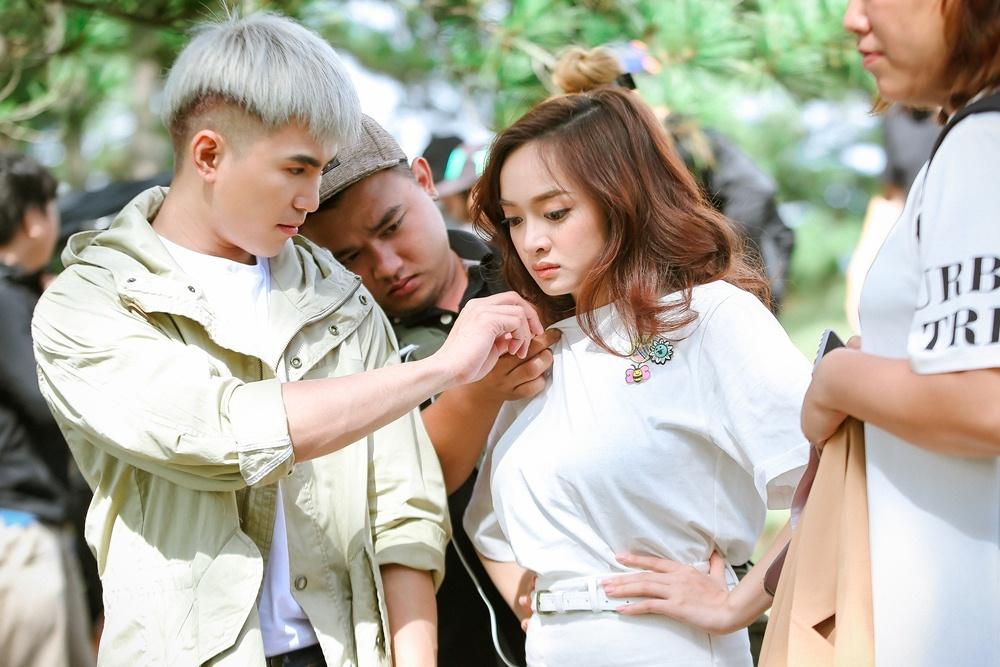 Will: 'Toi moi Kaity Nguyen dong MV khong nham PR' hinh anh 3