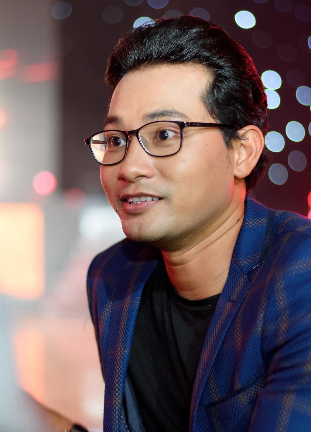 Huynh Dong: 'Toi lam phim lo 3,5 ty dong, mat mot nam moi tra xong no' hinh anh 2
