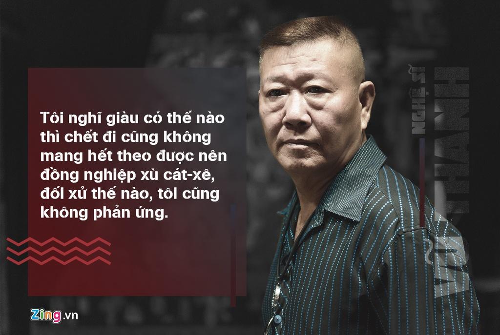 Nghe si hai khien Hoai Linh ne phuc 40 nam lam nghe van o nha thue hinh anh 1
