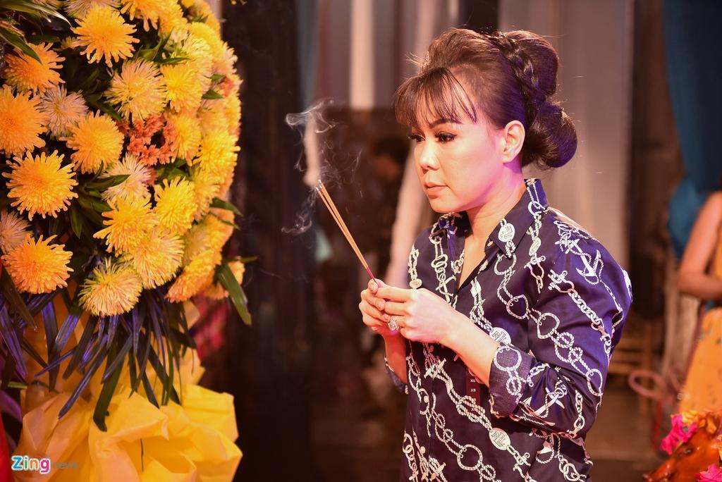 Nghe si cung to o san khau Hong Van anh 9