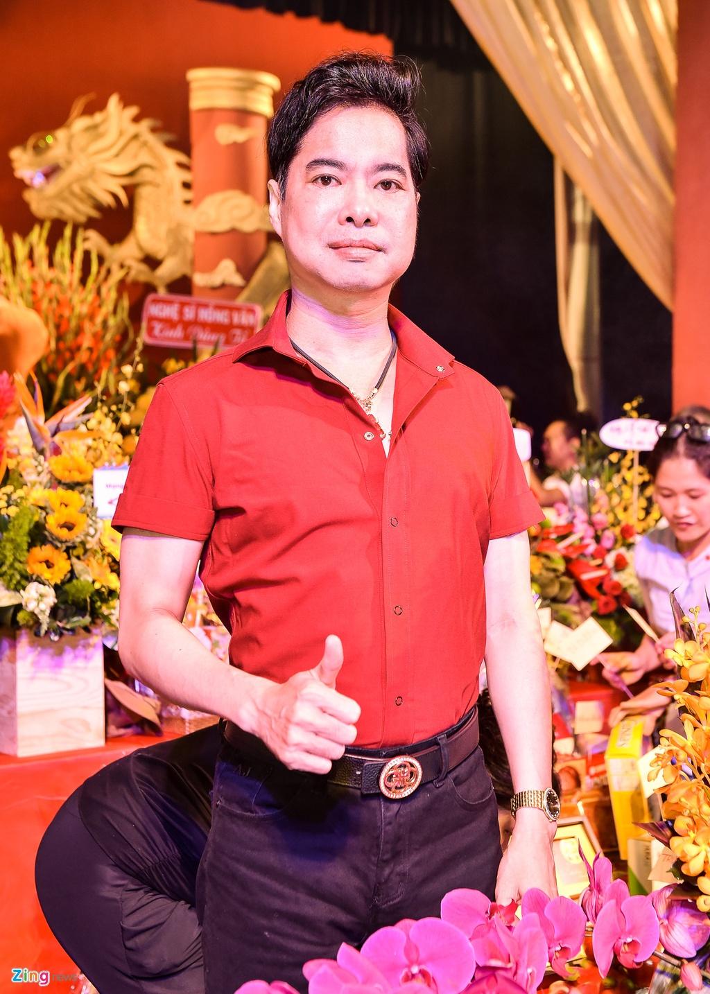 Nghe si cung to o san khau Hong Van anh 6