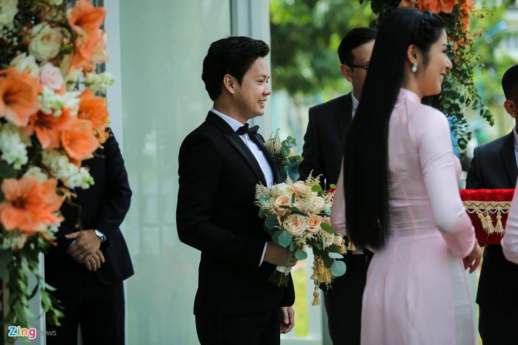 Hoa hau Ngoc Han tuoi tan lam phu dau cho Dang Thu Thao hinh anh 5