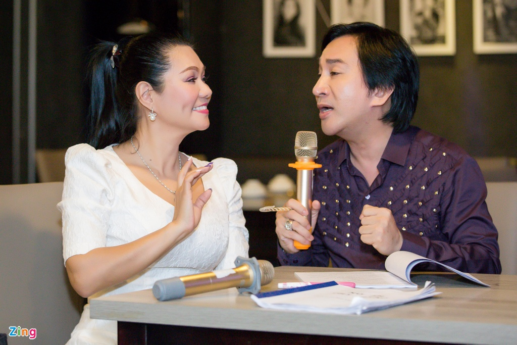 NSUT Ngoc Huyen: 'Toi yeu Kim Tu Long rat nhieu nhung so anh dao hoa' hinh anh 3