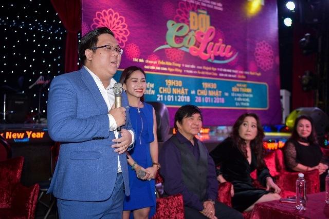 Gia Bao: Toi sai khi chua xin phep NSND Huynh Nga lam vo 'Doi co Luu' hinh anh 2