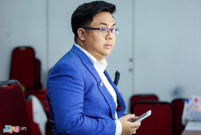 Gia Bao: Toi sai khi chua xin phep NSND Huynh Nga lam vo 'Doi co Luu' hinh anh 1