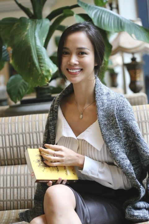Vu Ngoc Anh: 'Toi chia tay Huu Vi ngay ngay dau quay phim Loi Bao' hinh anh 3
