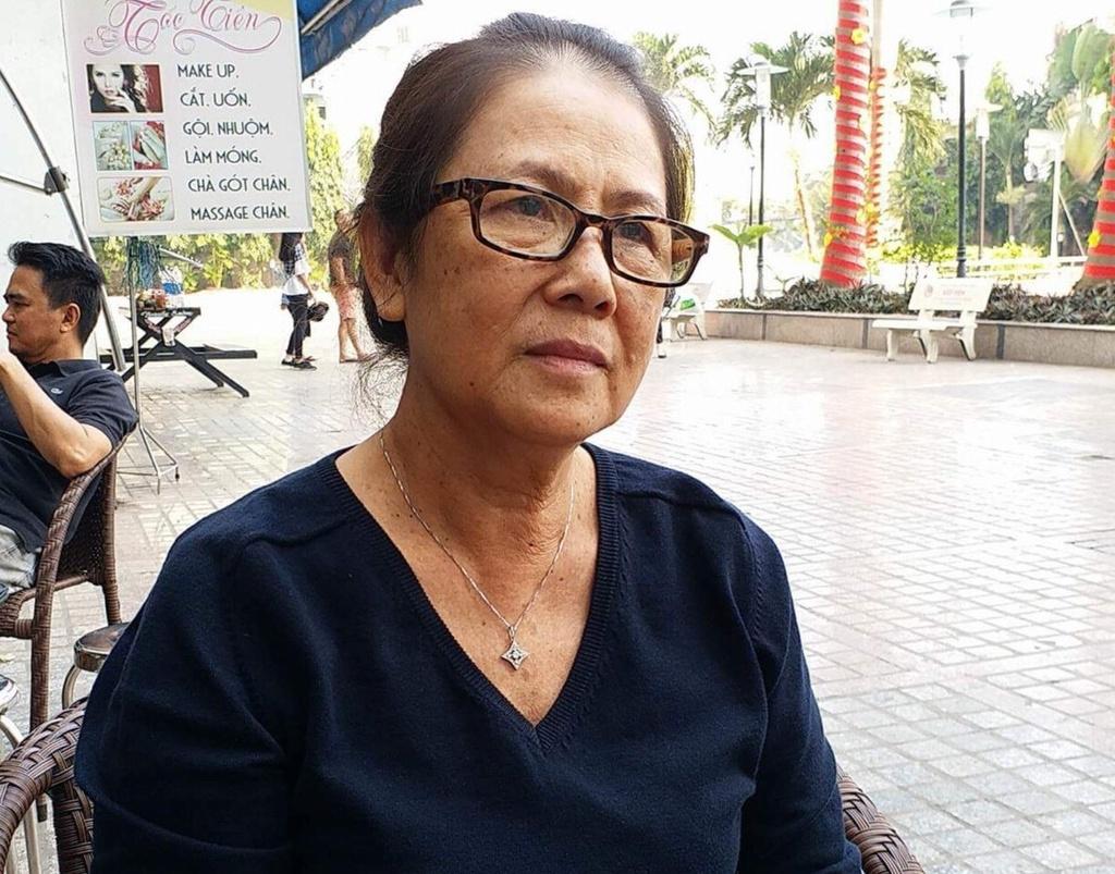 Giay phut cuoi doi dau don cua dien vien Nguyen Hau hinh anh 1