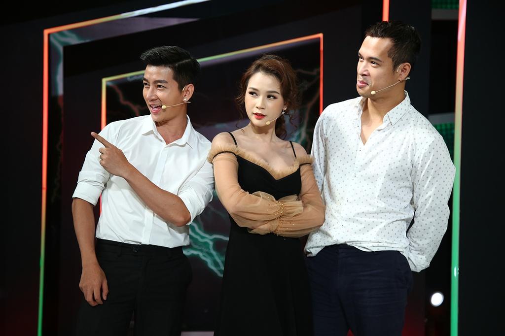 Truong Giang guong cuoi di quay hinh sau chuyen tinh cam voi Nam Em hinh anh 6