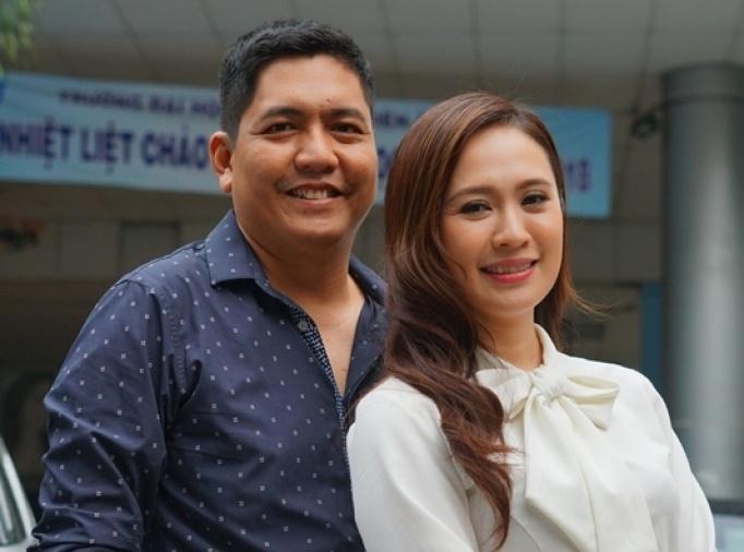 Duc Thinh: 'Toi va Thanh Thuy nhieu luc khong the noi chuyen voi nhau' hinh anh 3