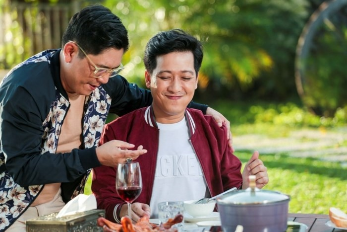 Duc Thinh: 'Toi va Thanh Thuy nhieu luc khong the noi chuyen voi nhau' hinh anh 1
