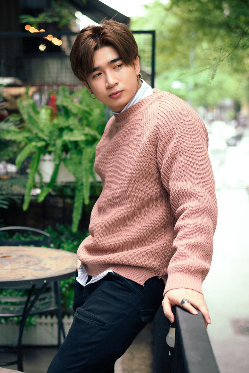Chi Dan: 'Toi chi la anh xe om cua Ninh Duong Lan Ngoc' hinh anh 3