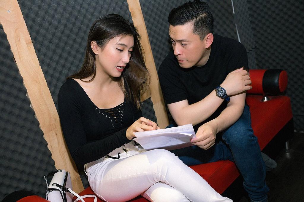 Lam Truong gian du voi Tieu Chau Nhu Quynh anh 4