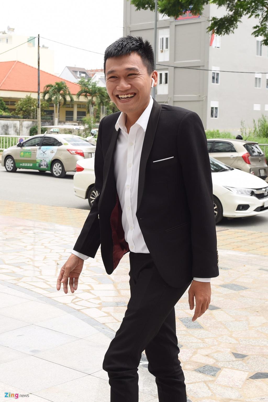 Dam cuoi Truong Giang,  Nha Phuong anh 4