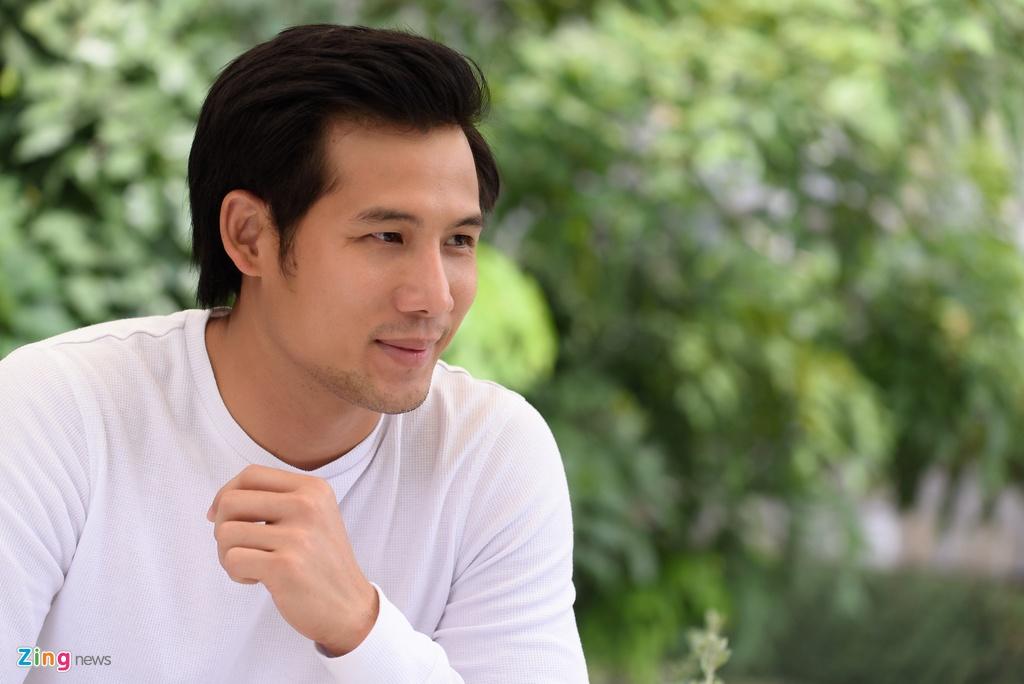 Thanh Thuc: 'Toi va ban gai da song chung 9 nam' hinh anh 1
