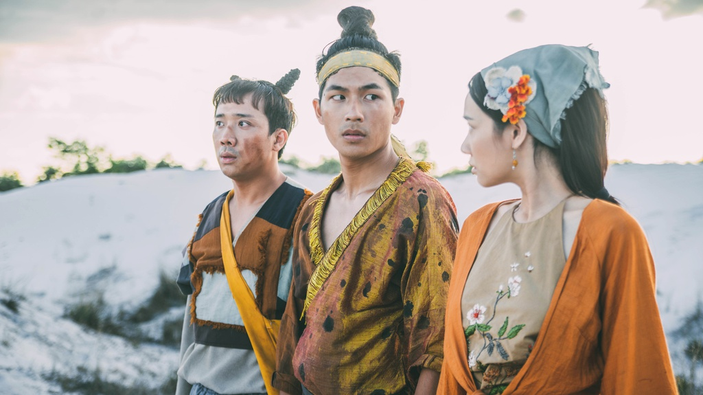 Phim Tet Viet: Doanh thu tang, chat luong trung binh va tro dau da hinh anh 3
