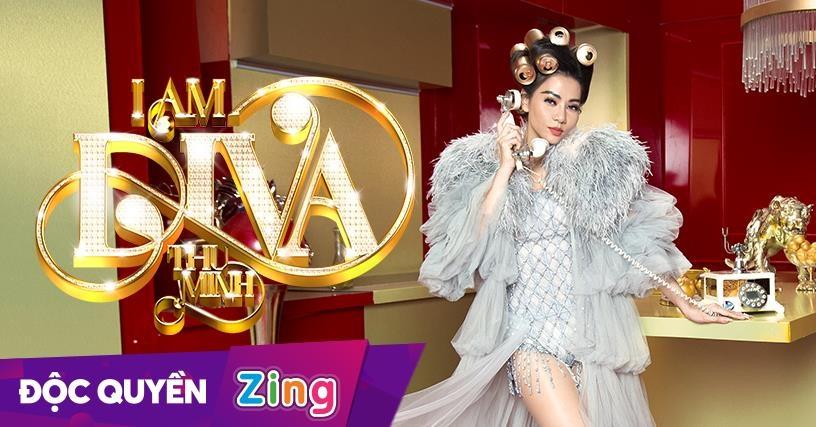 Thu Minh ngoi kieu, duoc khieng vao buoi cong chieu MV 'Toi la diva' hinh anh 11