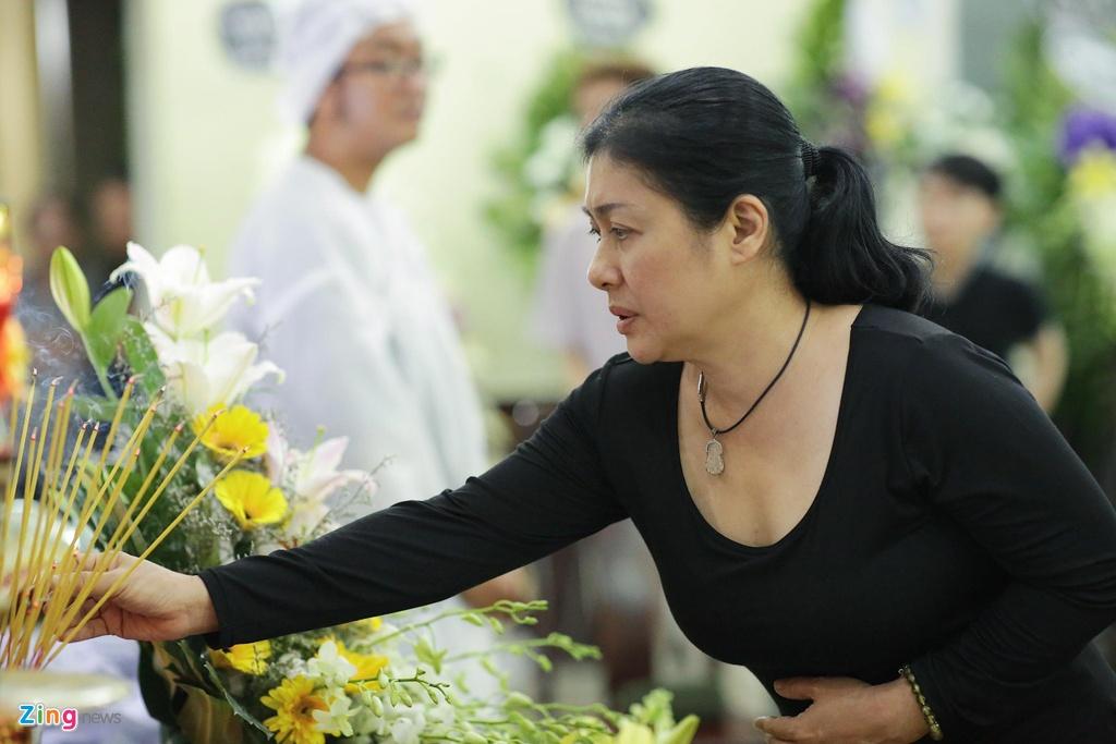 Hung Thuan 'Dat phuong Nam' va cac dien vien tien biet nghe si Le Binh hinh anh 14