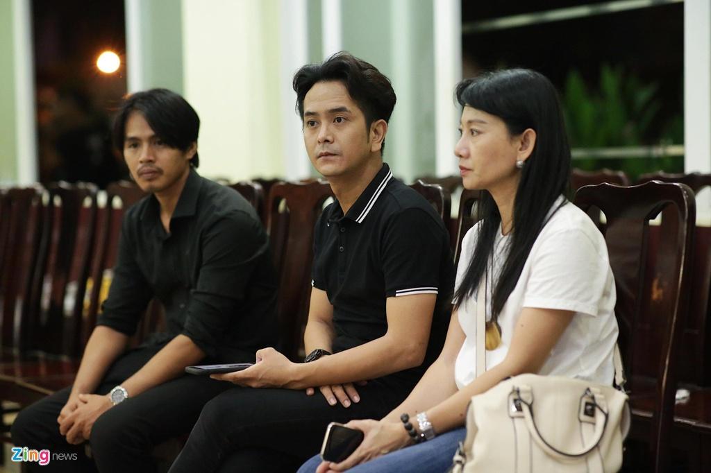 Hung Thuan 'Dat phuong Nam' va cac dien vien tien biet nghe si Le Binh hinh anh 15