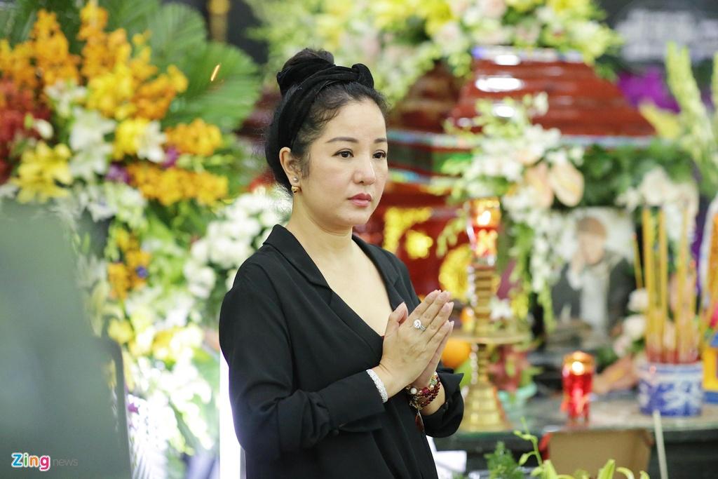 Hung Thuan 'Dat phuong Nam' va cac dien vien tien biet nghe si Le Binh hinh anh 16