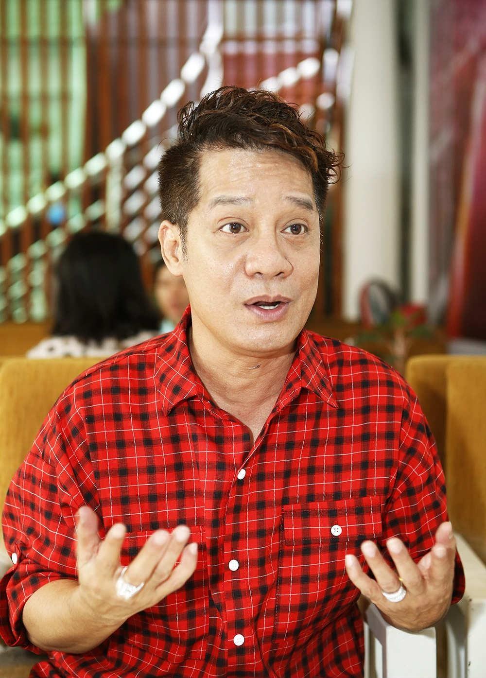 Minh Nhi: 'Giau nhu Hoai Linh, Truong Giang lam nghe van chiu cuc kho' hinh anh 2