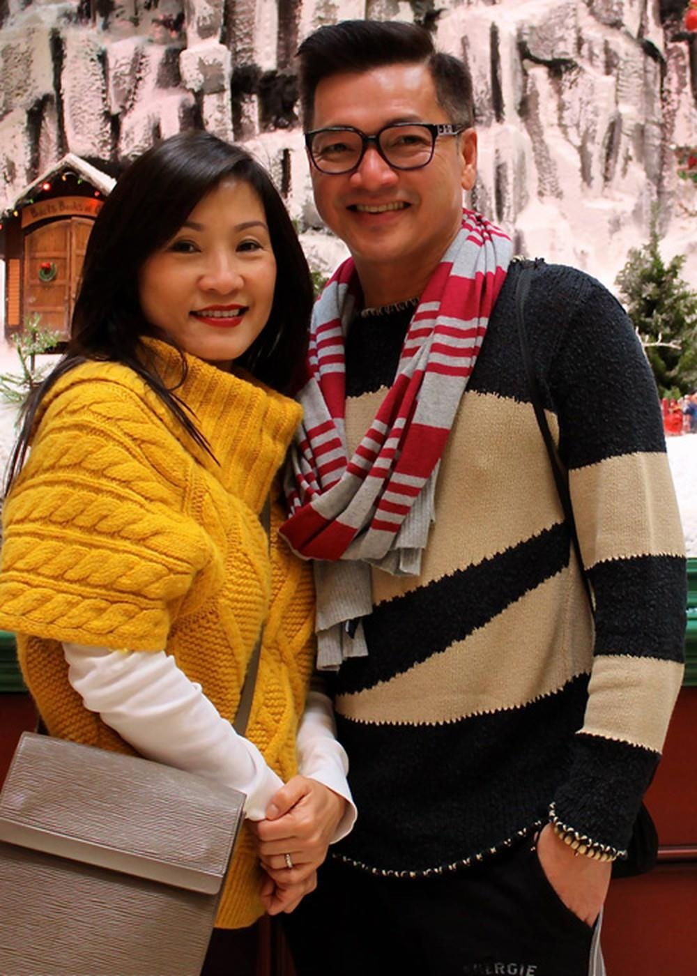 Quang Minh va Hong Dao - yeu tu phim toi doi, on ao ly hon o tuoi U60 hinh anh 2