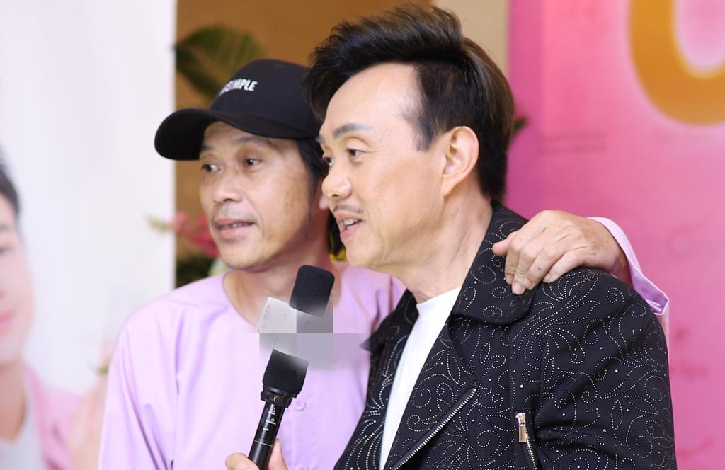 Chi Tai: 'Nhieu dan em muon hoc Hoai Linh nhung khong duoc dau' hinh anh 2