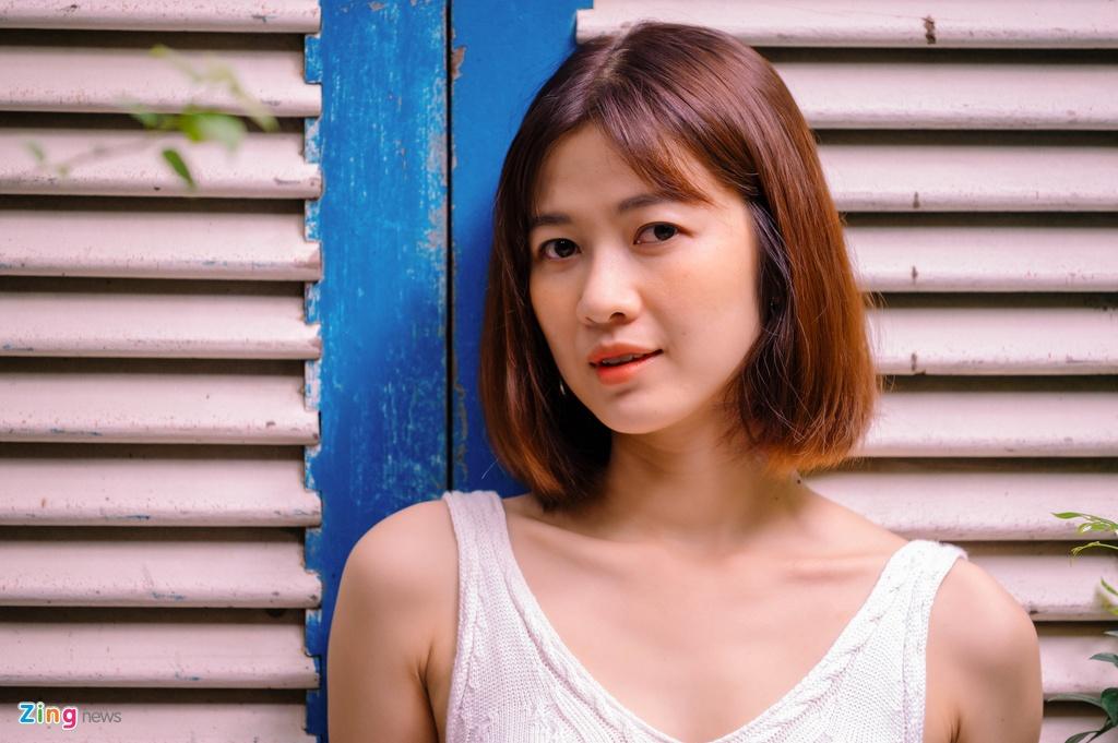Nhan sac Oanh Kieu Tieng set trong mua anh 3