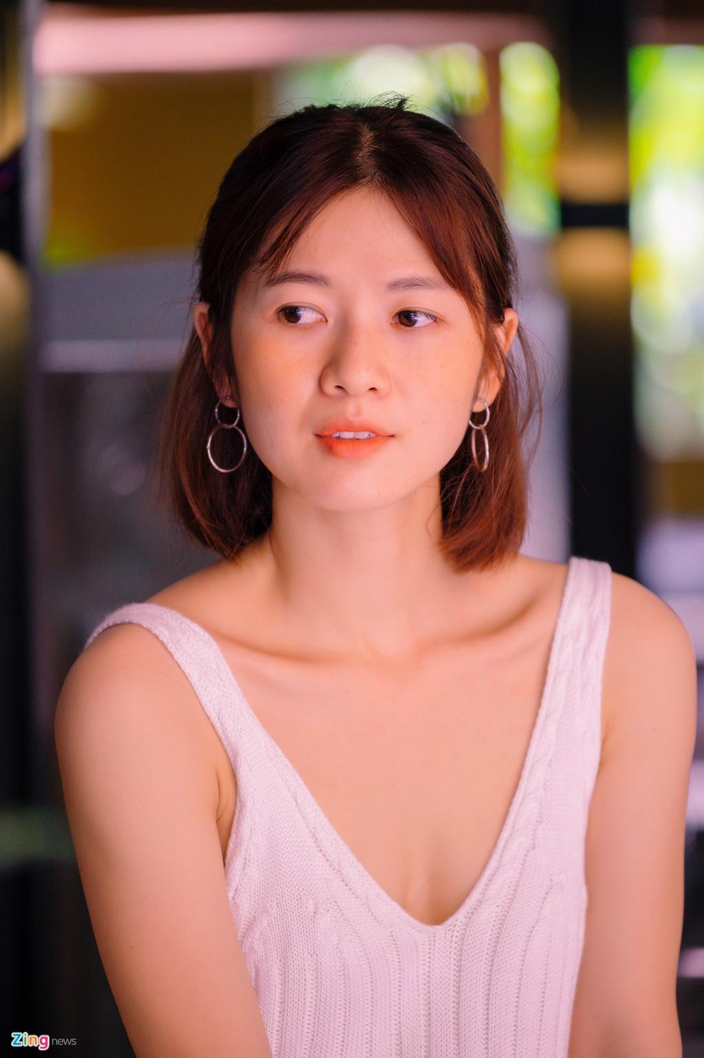 Nhan sac Oanh Kieu Tieng set trong mua anh 9