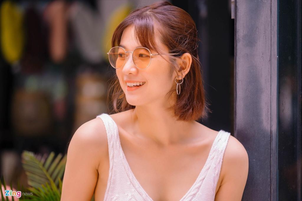 Nhan sac Oanh Kieu Tieng set trong mua anh 7