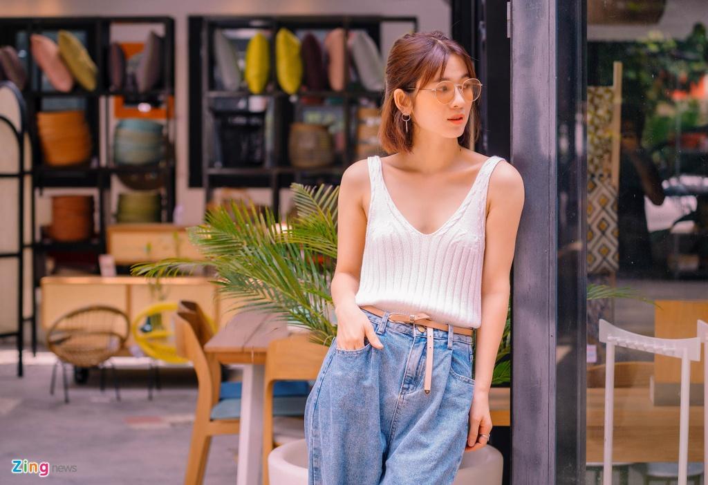 Nhan sac Oanh Kieu Tieng set trong mua anh 6