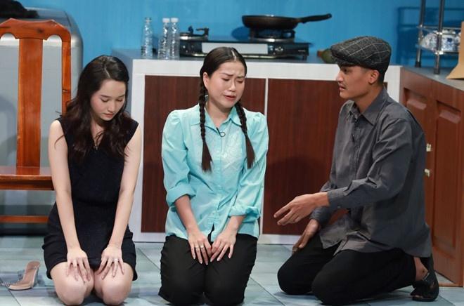 Ơn giời mùa 6: Trưởng phòng cạn ý tưởng, khách mời lúng túng