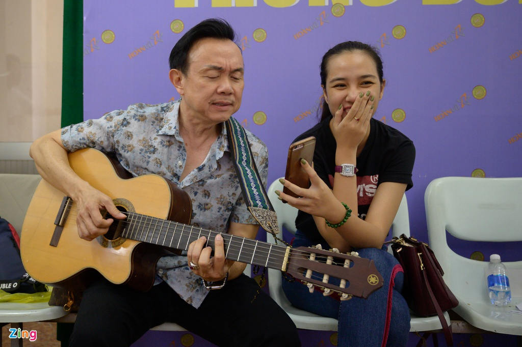 Tran Thanh, Tien Luat luyen tap cho live show Chi Tai hinh anh 5
