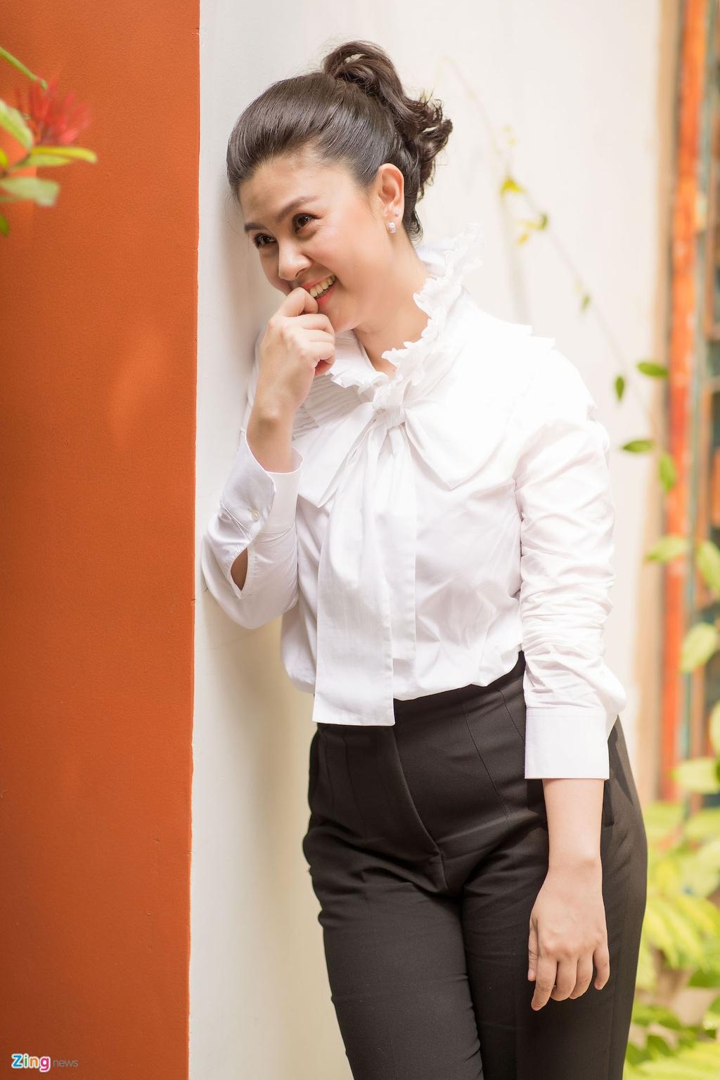 Kim Thu: '7 nam, toi khong mua duoc mot cai tui' hinh anh 3 NGT_zing-1102.jpg