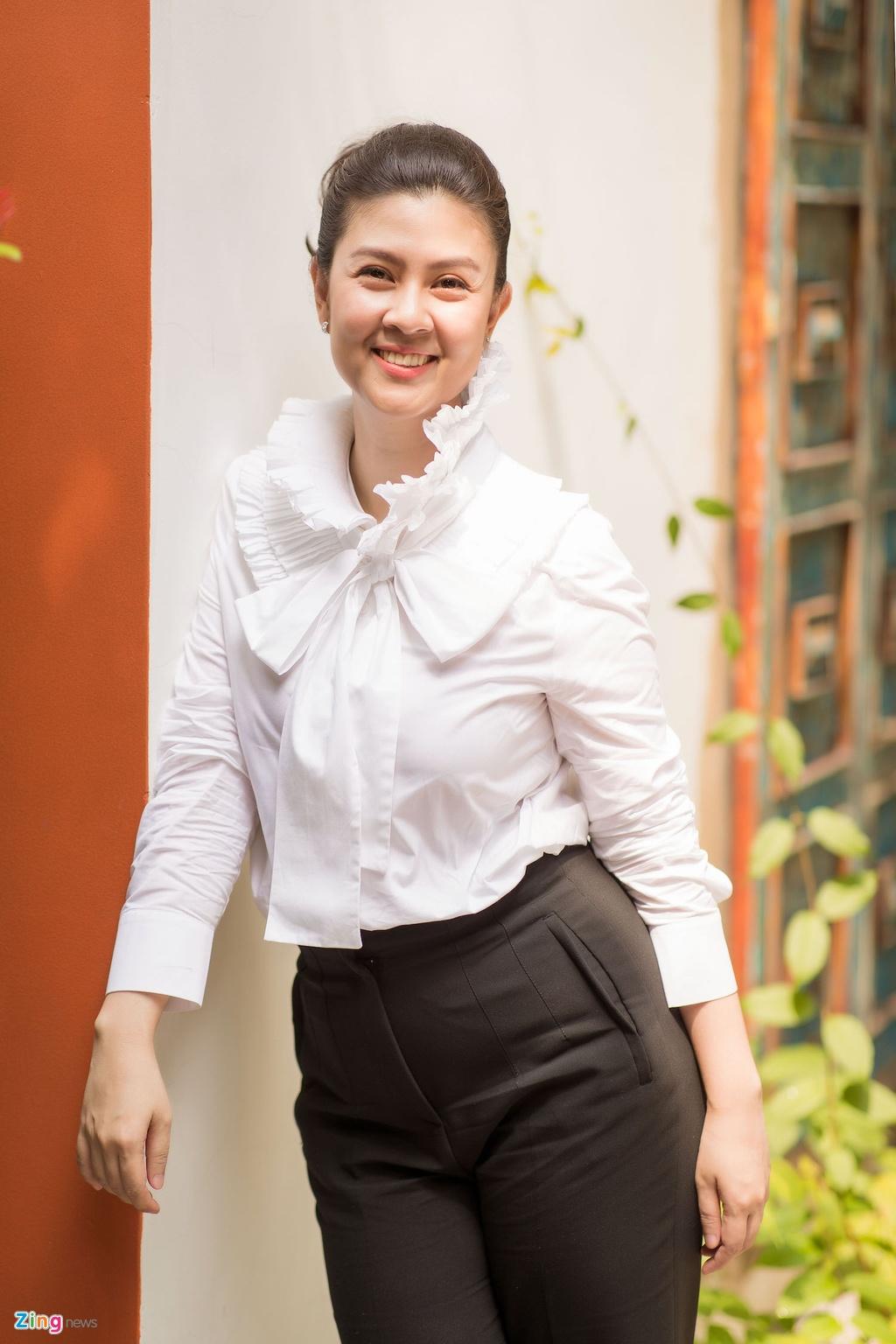 Kim Thu: '7 nam, toi khong mua duoc mot cai tui' hinh anh 4 NGT_zing-1103.jpg