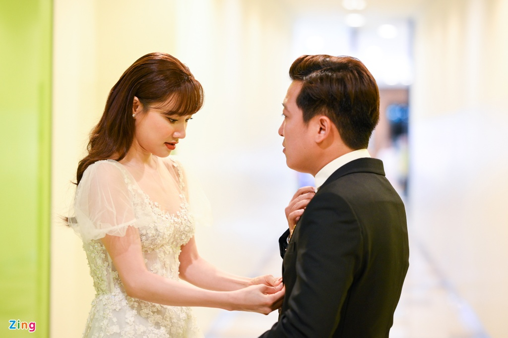 Truong Giang, Nha Phuong cham soc nhau truoc ong kinh hinh anh 4 NGUYEN_BA_NGOC_zing_9518.jpg