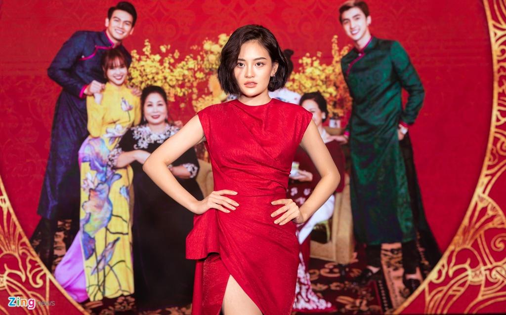 Thuy Anh: 'Toi muon xinh va thanh cong nhu Ninh Duong Lan Ngoc' hinh anh 2 LRS_zing9429.jpg