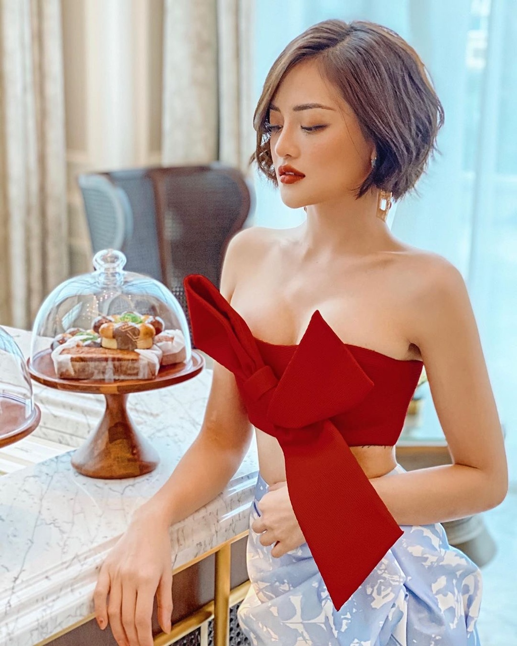 Thuy Anh goi cam o tuoi 25 anh 8